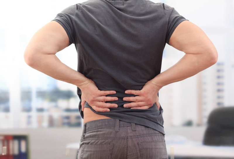 Resolving back pain in York
