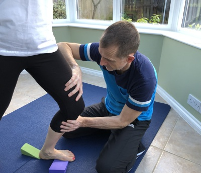 Sports therapist in York